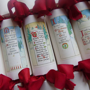 Christmas Cheer Christmas Crackers