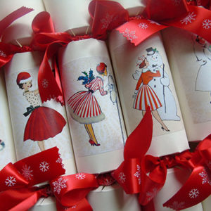 Miss 1950's Christmas Crackers
