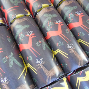 New Yorker Christmas Crackers