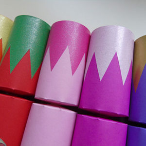 Retro Christmas Crackers