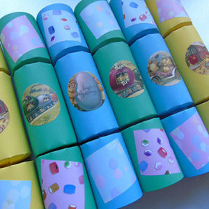 Easter Egg-Spress Crackers – Box of Six