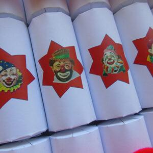 Clown Crackers