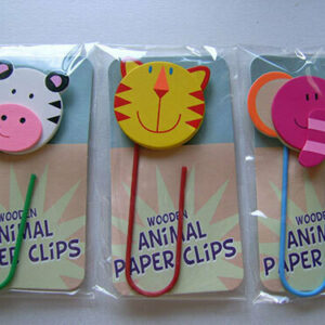 Large Animal Paperclips