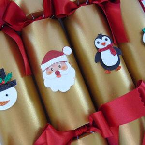 Festive Christmas Crackers
