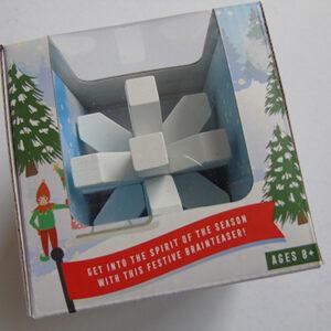Festive Snowflake Puzzle