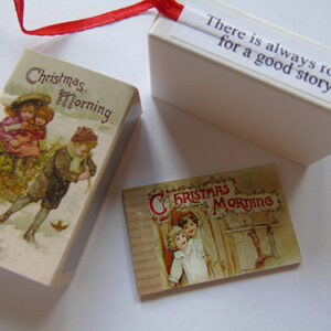 Christmas Morning – Tree Decoration Victorian Poem