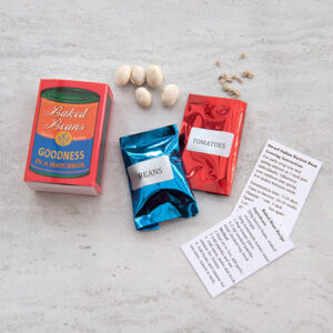Grow Your Own Baked Beans Kit