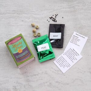 Grow Your Own Mushy Peas Kit