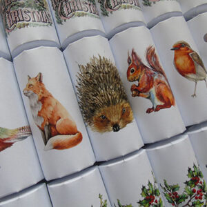 Wildlife Christmas Crackers