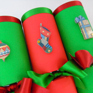 Driving Home For Christmas Crackers