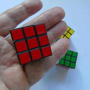 Pocket Rubik's Cube